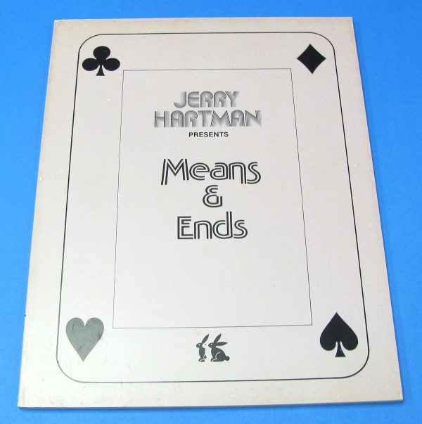 Means and Ends (Jerry Hartman)