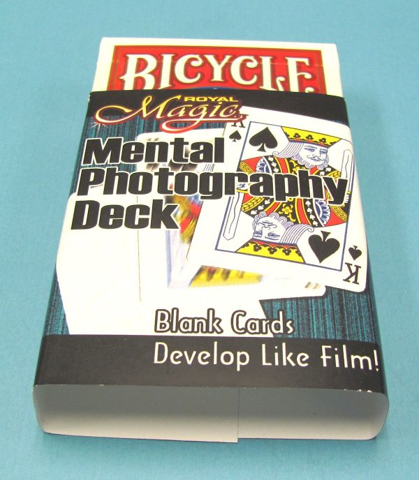 Mental Photography Deck (Red Backs)