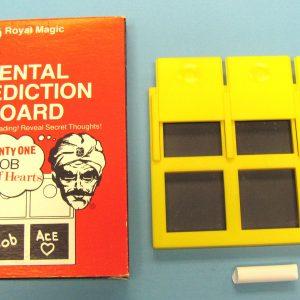 Mental Prediction Board (Royal Magic)