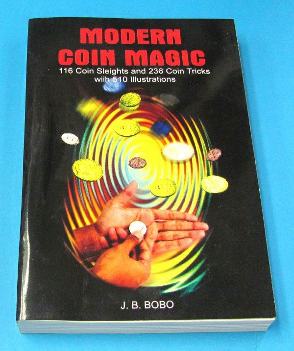 Modern Coin Magic (D. Robbins Publication)