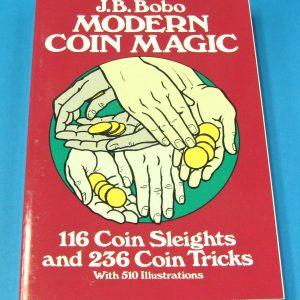 Modern Coin Magic (Dover)