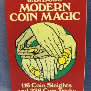 Modern Coin Magic (Dover Publication)