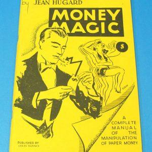 Money Magic (Hugard) Louis Tannen Publication