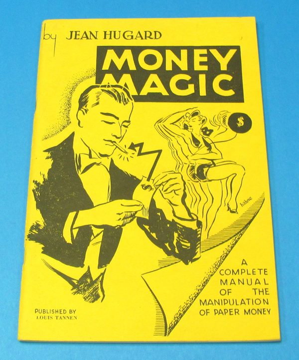 Money Magic (Hugard) Louis Tannen Publication