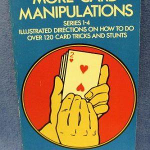 More Card Manipulations by Jean Hugard
