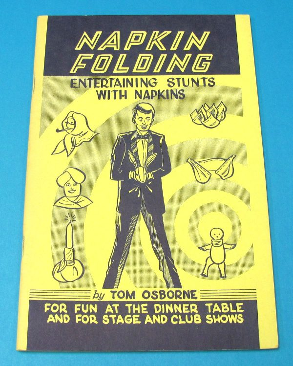 Napkin Folding (Tom Osborne)