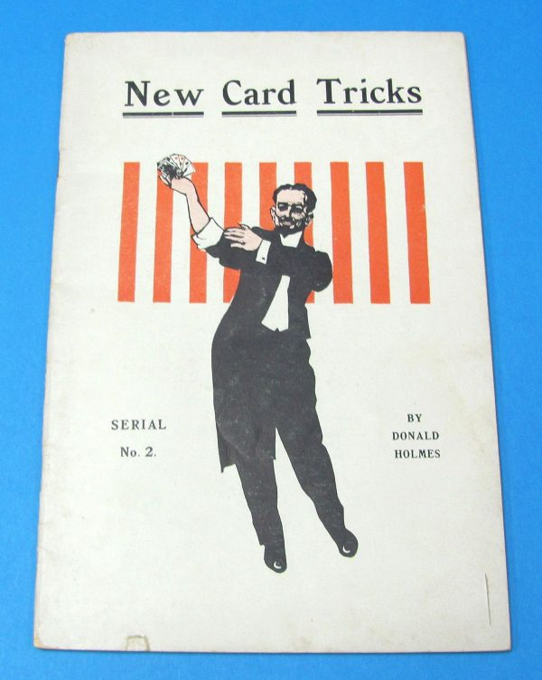 New Card Tricks - Serial No. 2 (Donald Holmes)