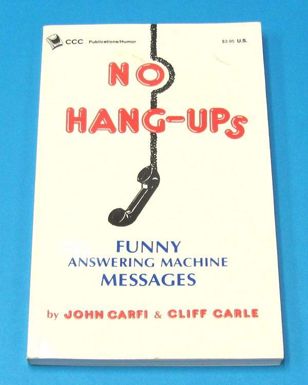 No Hang-Ups