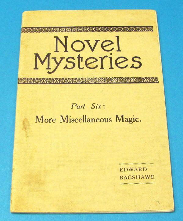 Novel Mysteries