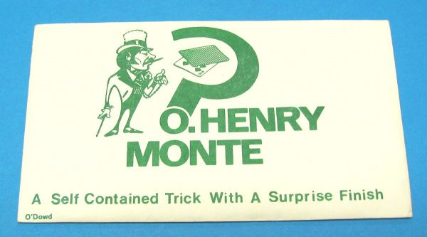 O Henry Monte