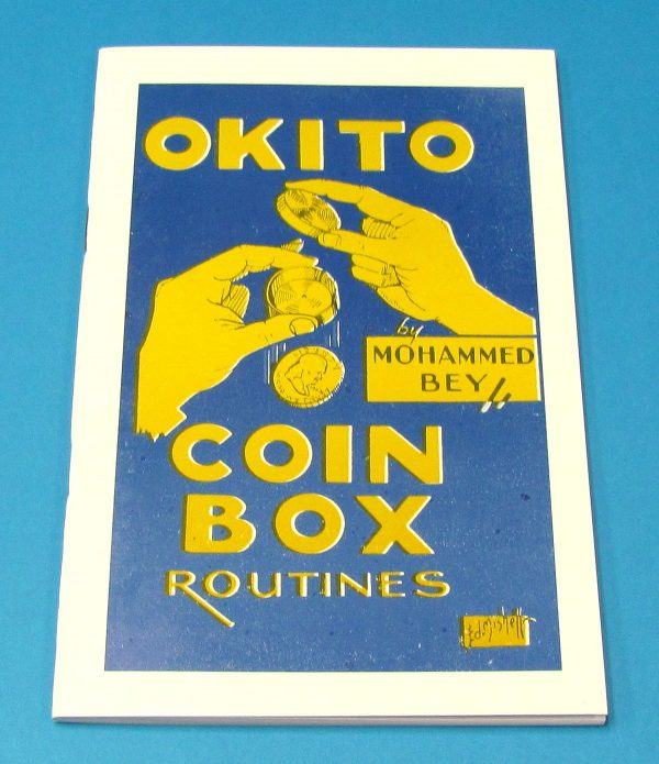 Okito Coin Box Routines (Bey)