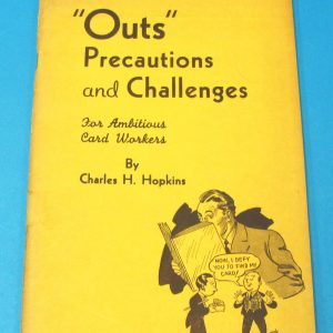 Out, Precautions and Challenges (First Edition)