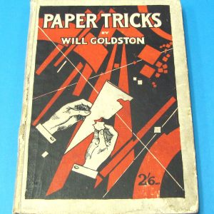 Paper Tricks (Will Goldston)