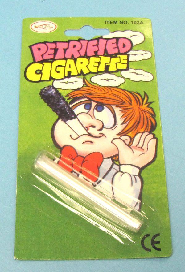 Petrified Cigarette Joke