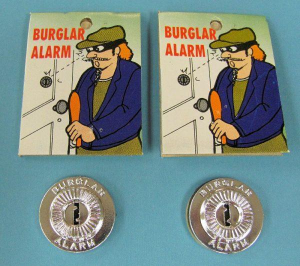 Phony Burglar Alarm