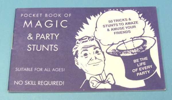 Pocket Book of Magic And Party Stunts