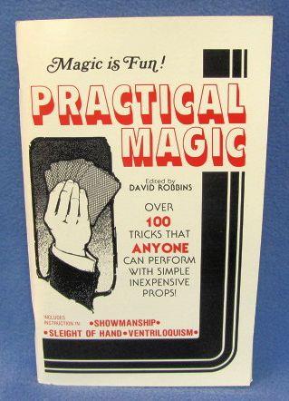 Practical Magic by David Robbins