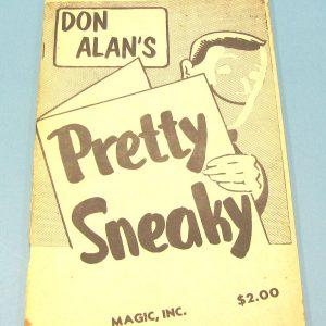 Pretty Sneaky (Don Alan)
