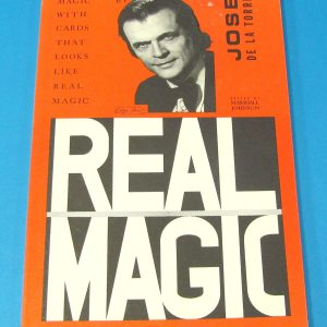 Real Magic (Jose De La Torre)