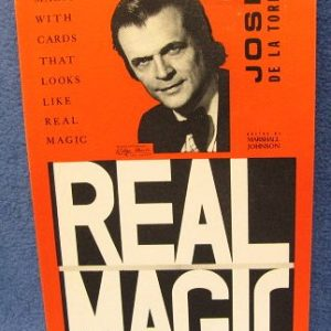Real Magic Jose De La Torre