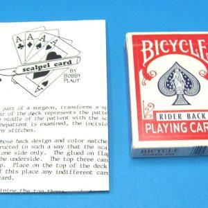 Scalpel Card