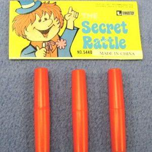 Secret Rattle