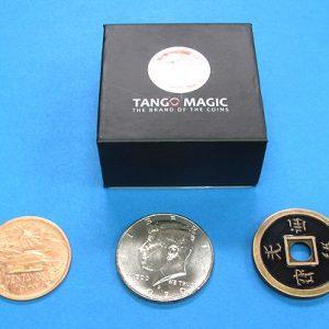 Silver Copper Brass (Tango)