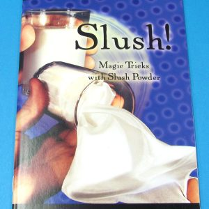 Slush Magic Tricks With Slush Powder