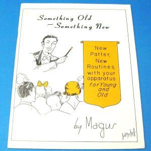 Something Old Something New (Magus)