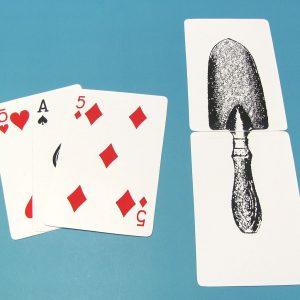Spade Card Monte