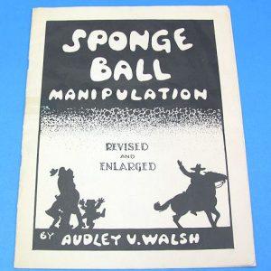 Sponge Ball Manipulation Revised and Enlarged