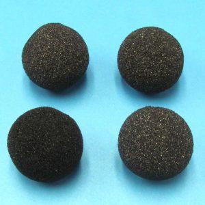 Sponge Balls (Black)
