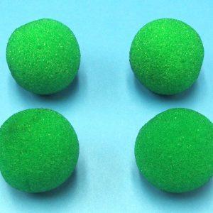 Sponge Balls (Green)