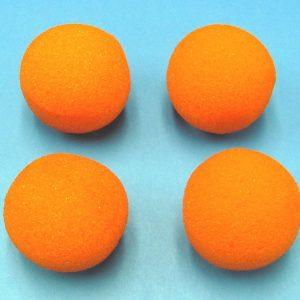 Sponge Balls (Orange)