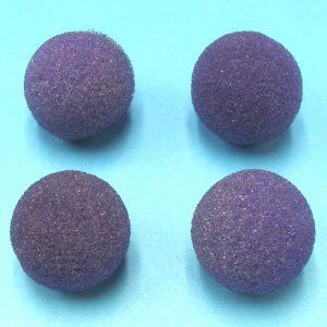 Sponge Balls (Purple)