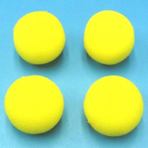 Sponge Balls (Yellow)