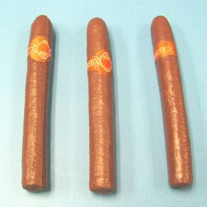Squirt Cigar With Band (Set of 3)