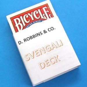 Svengali Deck Red Back