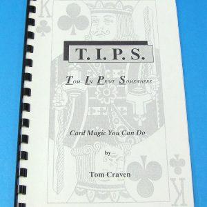 T. I. P. S. Tom in Print Somewhere