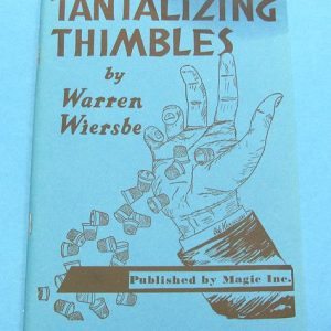 Tantalizing Thimbles (Pre-Owned)