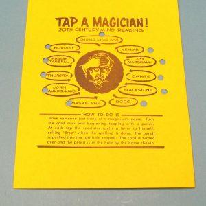 Tap A Magician