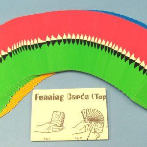 Tenyo Fanning Cards