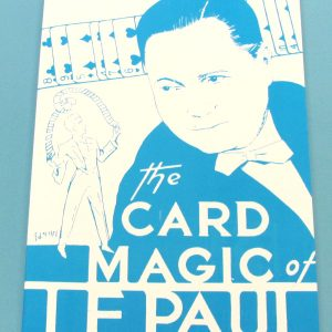 The Card Magic of LePaul