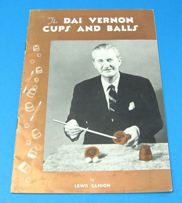 The Dai Vernon Cups and Balls