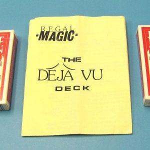 The Deja Vu Deck (David Regal)