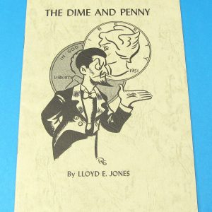 The Dime and Penny Tenyo Publication (Lloyd E. Jones)
