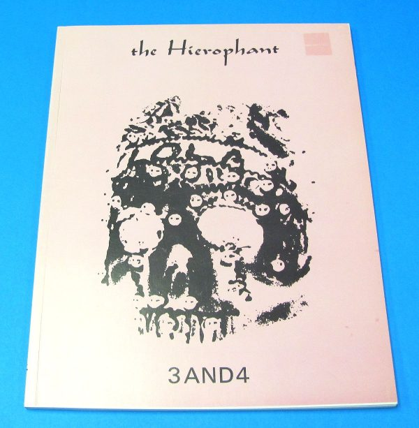 The Hierophant 3 and 4