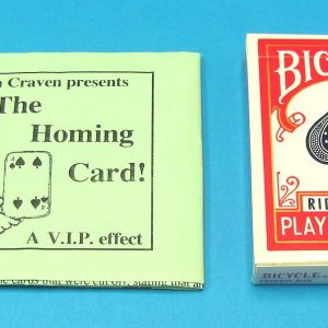 The Homing Card (Tom Craven)