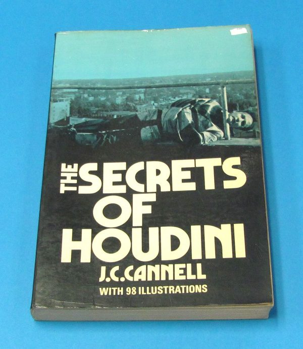 The Secrets of Houdini (Covers Creased)