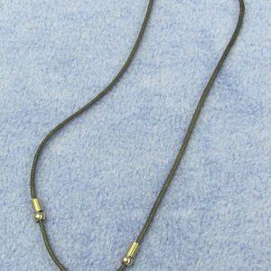 Triangle Eye Necklace